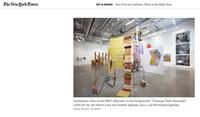 LAS HERMANAS > NY TIMES