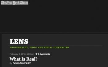 LAS HERMANAS: NY TIMES BLOG